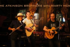 Atkinson Brothers with Marty Howe